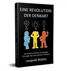 Eine Revolution der Denkart Buch Bild
